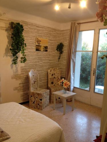 Appartement la plage en Provence : Apartment near Le Pradet