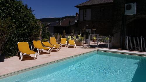 Hotel Le Sully : Hotel near Meyrueis