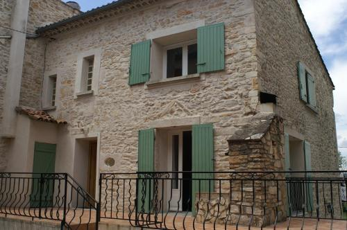 Lou Quinsou : Guest accommodation near Allègre-les-Fumades