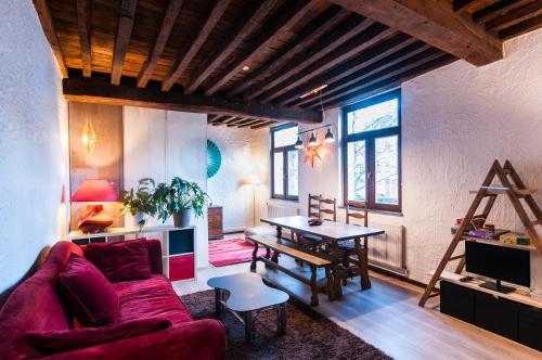 Zen Appart Vieux Lille 2 : Apartment near La Madeleine