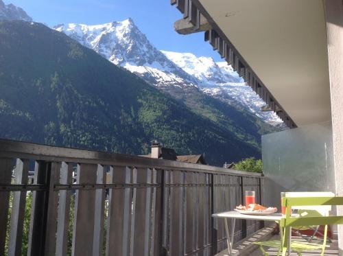 Residence Du Brevent : Apartment near Chamonix-Mont-Blanc