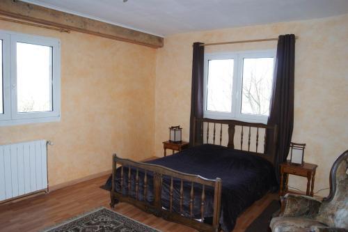 Chambres d'Hôtes La Noyeraie : Bed and Breakfast near Thodure