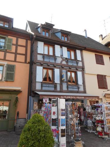 Le Gîte du Veilleur : Apartment near Turckheim