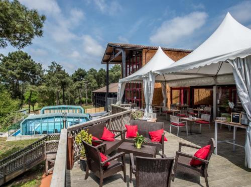 Best Western Golf Hotel Lacanau : Hotel near Saumos