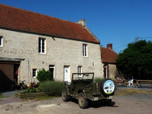 La Ferme de la Petite Noé : Bed and Breakfast near Tracy-sur-Mer