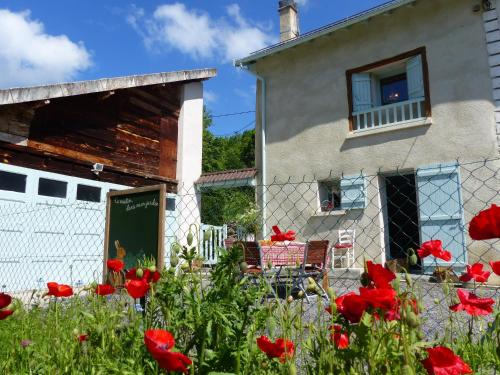 Gite d'Appy : Guest accommodation near Celles