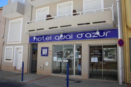 Hotel Quai d'Azur : Hotel near Le Grau-du-Roi