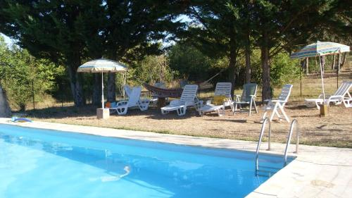 Le Relais De Bonnenouvelle : Guest accommodation near Parranquet