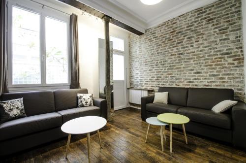 Cosy Studio Opéra : Apartment near Paris 9e Arrondissement