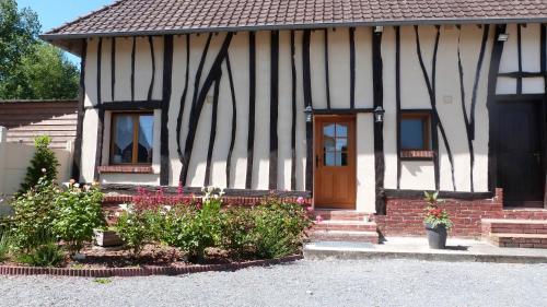 Gîte et Relais Equestre de Marie : Guest accommodation near Biencourt