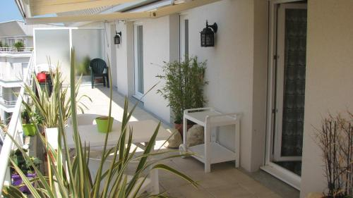 La Terrasse de Beaulieu : Bed and Breakfast near Fleury-sur-Orne