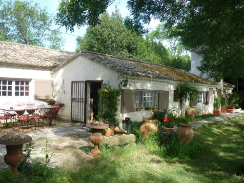 Le Machou : Bed and Breakfast near Le Cailar