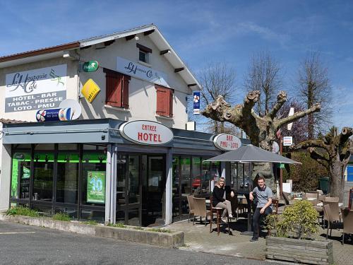 La Hourquie Café : Hotel near Sedzère