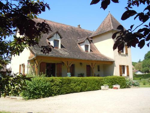 Moulin de Latouille : Bed and Breakfast near Lauresses