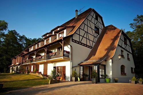 La Clairière : Hotel near Schwobsheim