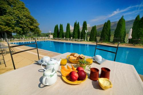 Domaine de Majastre : Bed and Breakfast near Aups