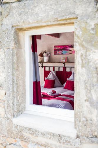 L'Echappée Trémoussante : Bed and Breakfast near Saint-Sorlin-en-Valloire