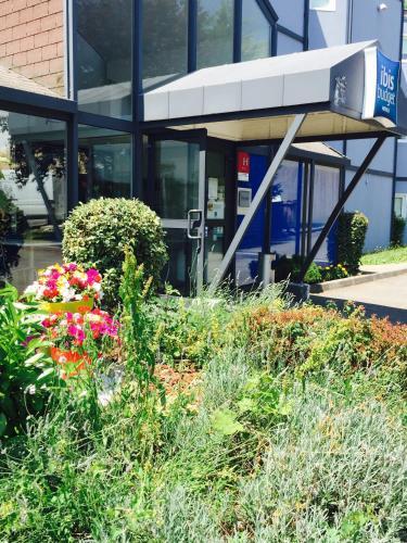 ibis budget Belfort Centre : Hotel near Romagny