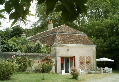 Gîte du Château de la Gavolerie : Guest accommodation near Vancé