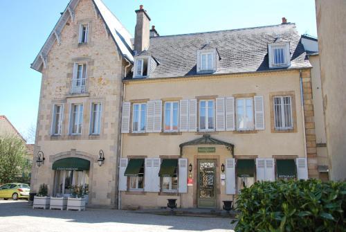 Le Clos De Bourgogne : Hotel near Vaumas