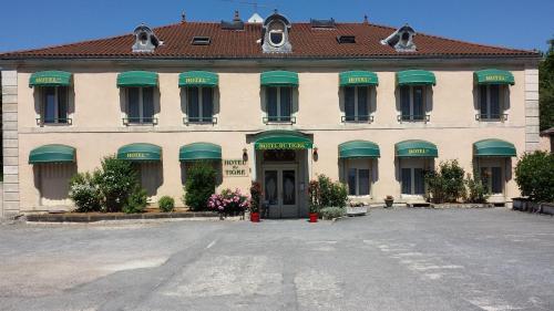 Citotel Hotel du Tigre : Hotel near Louvemont-Côte-du-Poivre