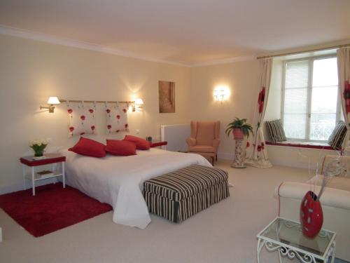 Le Jardin : Apartment near Saint-Vigor-des-Mézerets