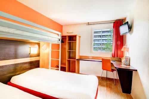 Première Classe Paris Est Bobigny Drancy : Hotel near La Courneuve