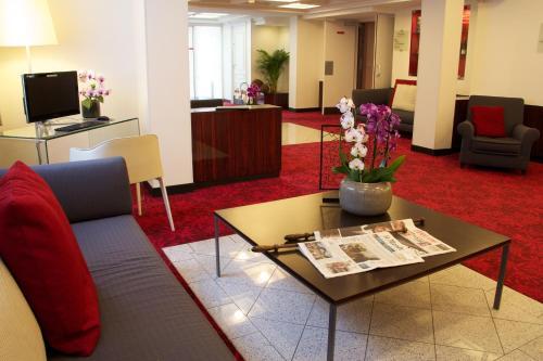 Hotel Le Richemont : Hotel near Ivry-sur-Seine