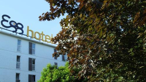 Egg Hôtel Sevran : Hotel near Clichy-sous-Bois