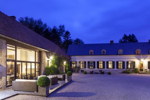 La Ferme Du Vert : Hotel near Belle-et-Houllefort