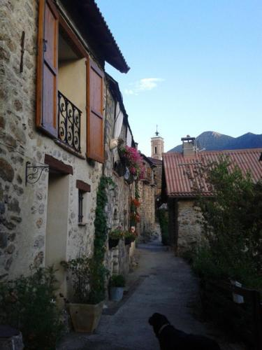 Gite Montagne Mercantour : Guest accommodation near Clans