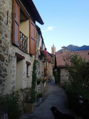 Gite Montagne Mercantour : Guest accommodation near Massoins