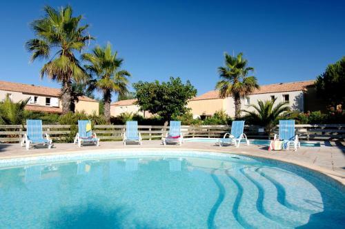 Résidence Odalys Le Grand Bleu : Guest accommodation near Valras-Plage