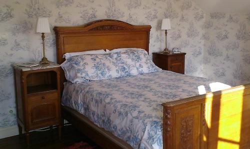 Les Eglantines : Bed and Breakfast near Treux