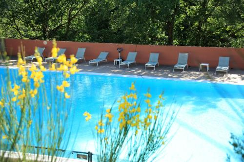 La Colline des Ocres : Guest accommodation near Rustrel