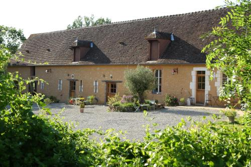 La Ferme aux Histoires : Bed and Breakfast near Grandchamp