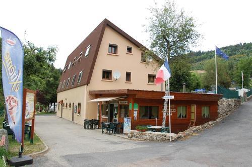 Les Airelles : Hotel near Saint-Flour-de-Mercoire