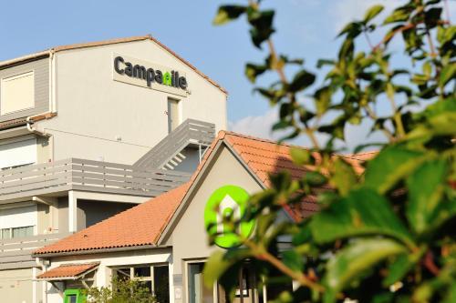 Campanile Toulon - La Seyne sur Mer - Sanary : Hotel near Ollioules