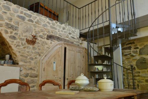La Maison De Marthe : Guest accommodation near Saint-Maurice-l'Exil