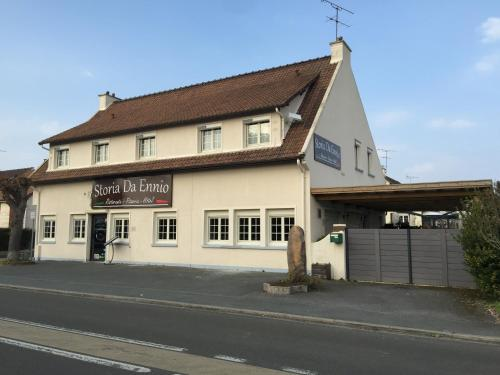 Storia Da Ennio : Hotel near La Celle-les-Bordes