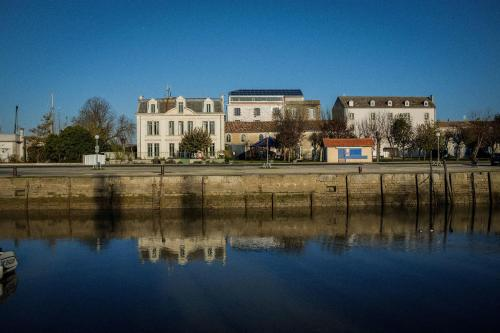 Le Domaine du Meunier : Guest accommodation near Saint-Christoly-Médoc