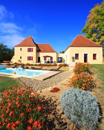 Les Maséliades : Guest accommodation near Saint-André-d'Allas