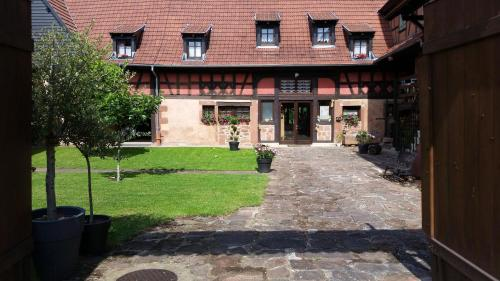 Chambres d'hôtes au Freidbarry : Bed and Breakfast near Lichtenberg