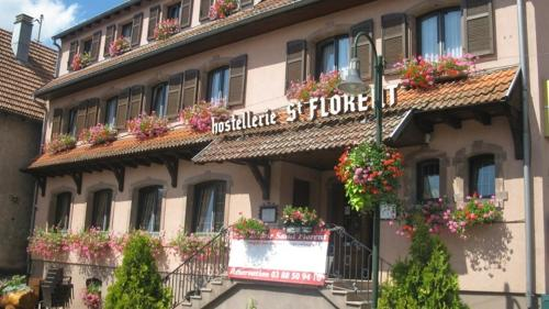Hostellerie Saint Florent : Hotel near Lutzelhouse