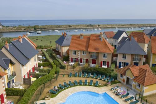 Residence Pierre & Vacances Port Guillaume : Resort near Grangues