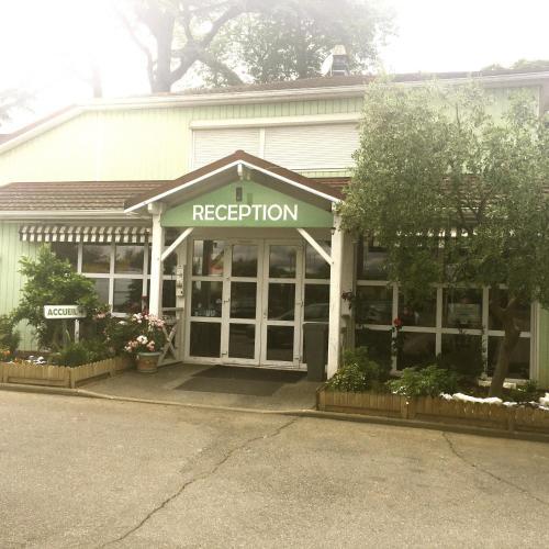 Fasthotel Muret : Hotel near Saint-Clar-de-Rivière