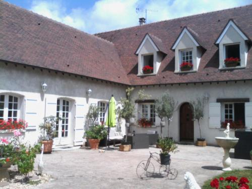 Le Relais De Dalibray : Bed and Breakfast near Oinville-sur-Montcient