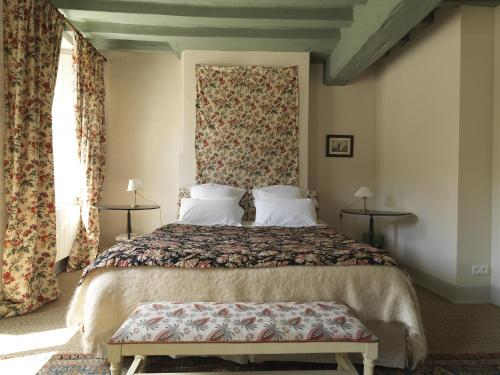 La maison Jeanne d'Arc : Bed and Breakfast near Saint-Vérain