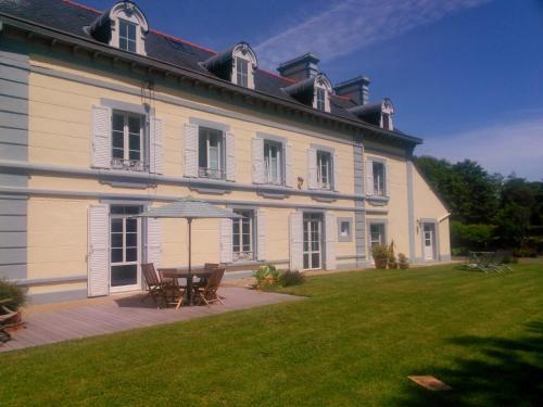 Les Gîtes du Couesnon : Apartment near Saint-Georges-de-Gréhaigne