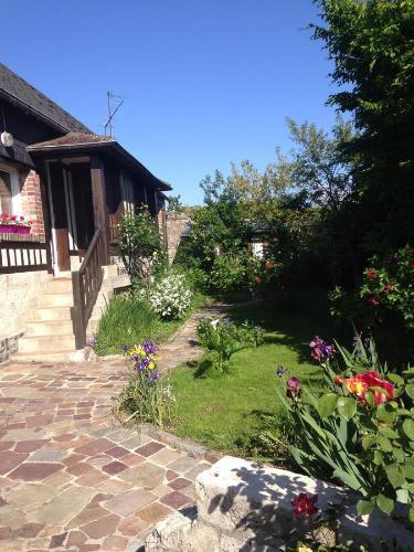 Le Galvani : Guest accommodation near Gonneville-sur-Honfleur